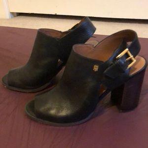 Tommy Hilfiger size 10 chunky heels